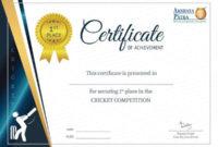 10+ Sample Achievement Certificate Templates | Free Inside Academic Achievement Certificate Template