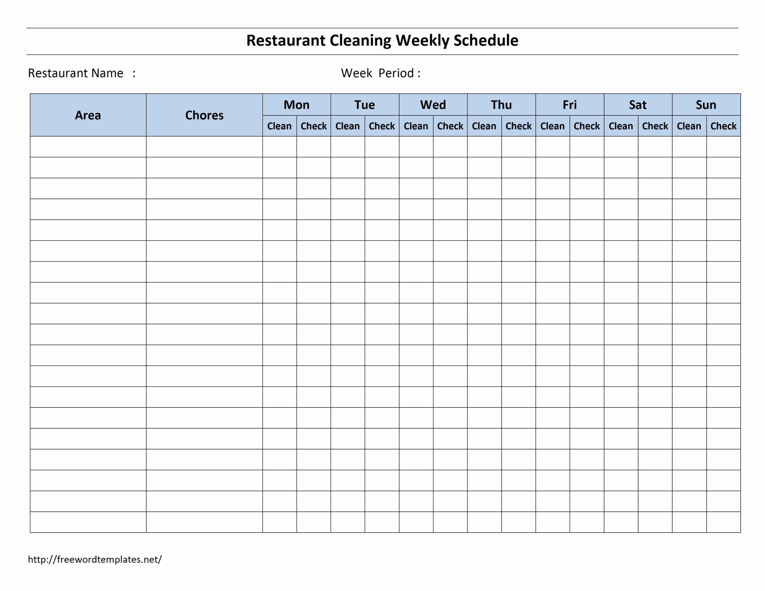 Bathroom Cleaning Schedule Template Best Of Restroom Log Throughout Restroom Cleaning Log Template