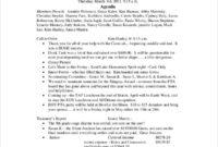 Board Meeting Agenda Template 10+ Free Word, Pdf With Advisory Board Meeting Agenda Template