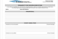 Cost Proposal Template Free Sample, Example, Format Download With Cost Proposal Template