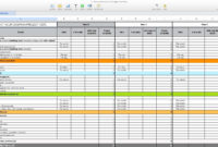Free Budget Spreadsheet For Mac Di 2020 Throughout Software Development Cost Estimation Template