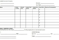 Free Rent Payment Tracker Spreadsheet 4+ Rent Collection Intended For Rental Payment Log Template