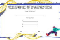 Hip Hop Certificate Templates 6+ Best Ideas Regarding Fascinating Dance Award Certificate Template